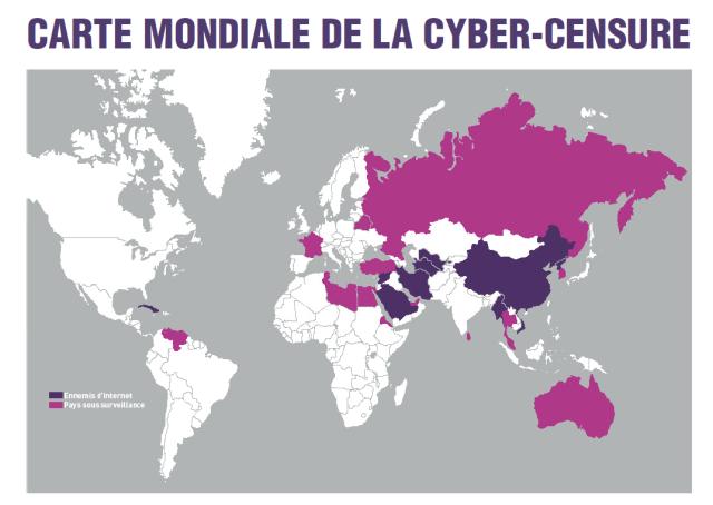 cybercensure